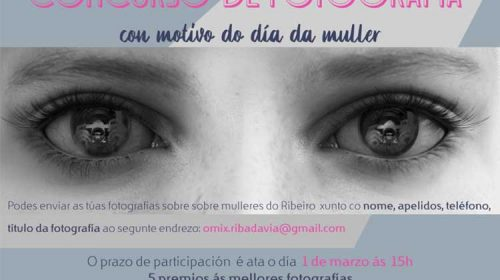 Concurso de Fotografía polo Día da Muller Traballadora. Ribadavia