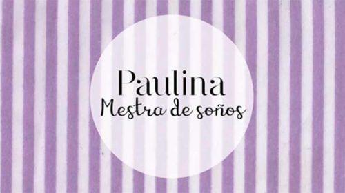 'Paulina Mestra de Soños'. Traballo – Homenaxe audiovisual. Redondela