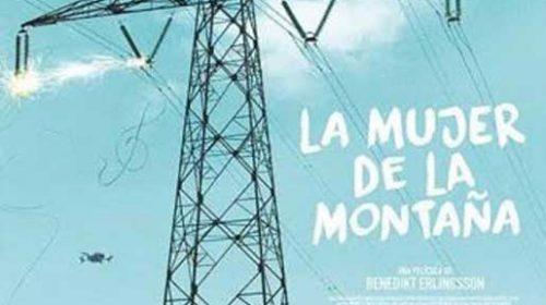 Proxección 'La mujer de la montaña'. Cineclube Carballiño