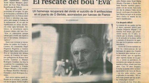 La Tragedia del Bou Eva: el suicidio colectivo más numeroso de la Guerra Civil.