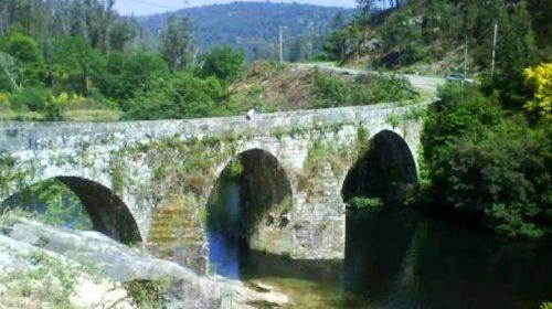 Restauración del Puente de Comboa. Soutomaior