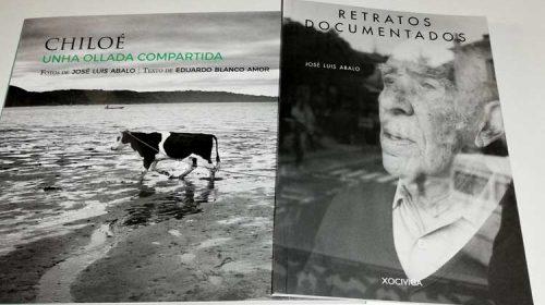 'Chiloé. Unha ollada Compartida' e 'Retratos documentados'. Fotografía espello de Galicia