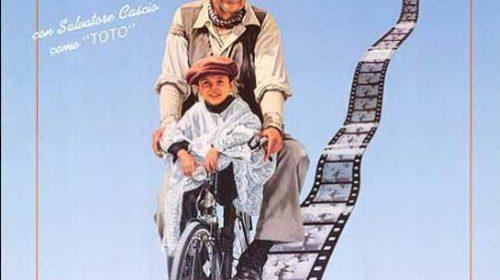 Proxección domingo día 17: 'Cinema Paradiso'. Cineclube Carballiño