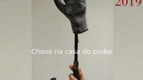 Mostra de Poesía Visual na Casa dos Poetas. Celanova