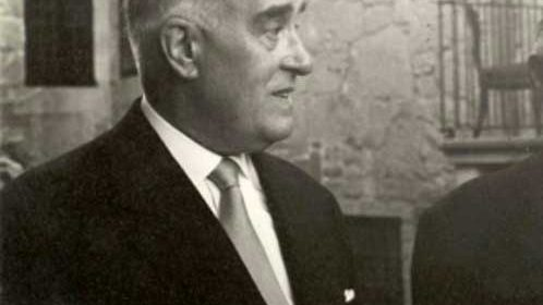 """Sánchez Cantón: """"O noso"""" director do Museo do Prado"""