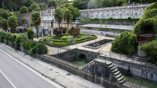 O Primer Parque Temático da Historia. O Parque do Pasatempo (Betanzos)
