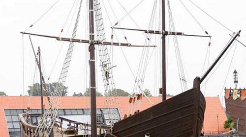Visitando o Museo da Carabela Pinta de Baiona e repaso a súa historia