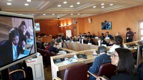 """Lores defiende ante el plenario de los  Champion  Mayors de la OCDE que hacer ciudades mejores """"es posible"""""""