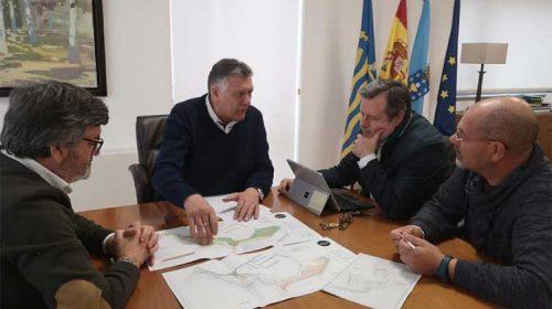 Impulso al proyecto y plan de usos del puerto de Portonovo. Sanxenxo