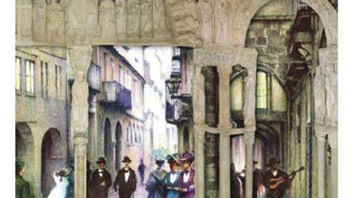 'La Casa de la Troya' en Pontevedra