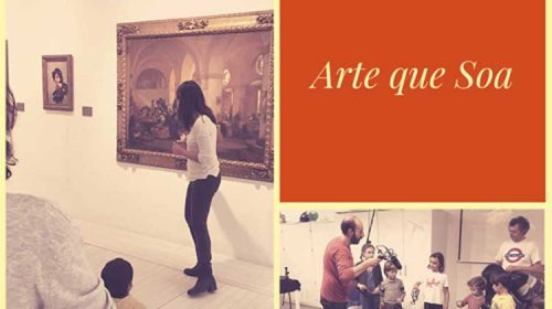 Obradoiro 'Arte que soa'. Museo de Pontevedra