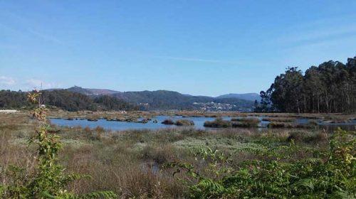Las Salinas de Ulló; las salinas de los Jesuitas de Pontevedra