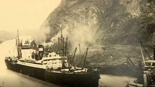 Os Galegos que construíron a Canle de Panamá