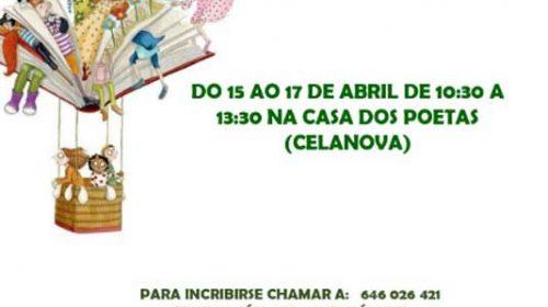 Ludoteca para a Semana Santa na Casa dos Poetas. Celanova