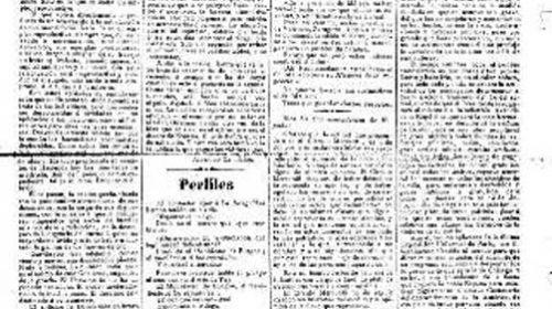 Prensa Gallega: El Anunciador, 'el abuelo' del Diario de Pontevedra