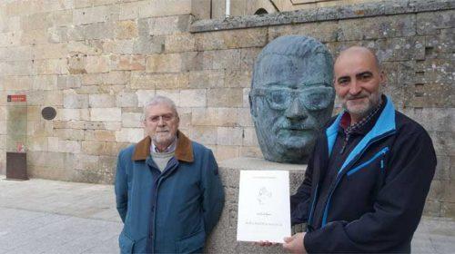 Colaboración da Fundación Celso Emilio Ferreiro coa Fundación Curros Enríquez. Celanova