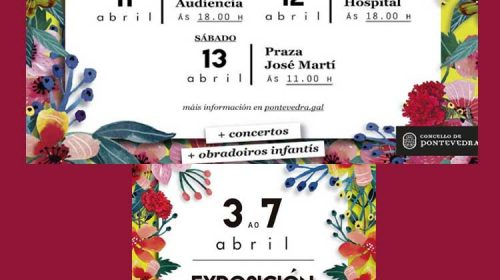 Ponteguapa cambia las fechas del reparto de plantas por el mal tiempo. Pontevedra