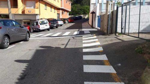 Sanxenxo apuesta por mejorar la seguridad  vial en el  entorno de los centros educativos