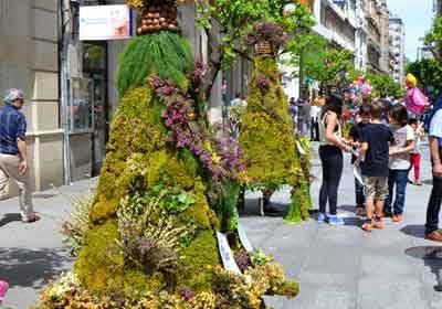 Premios do Concurso de Maios e Coplas. Ourense