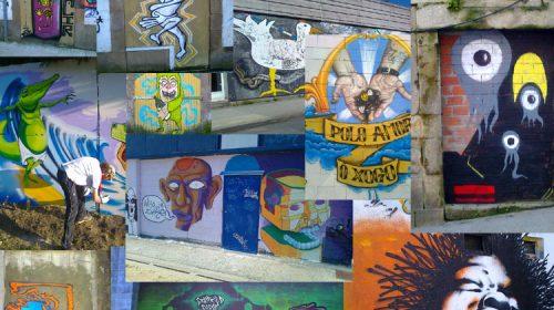 Arte Rueira en Pontevedra