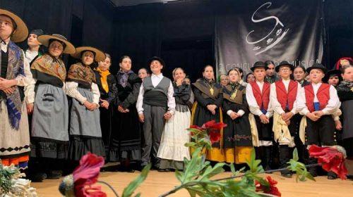 Éxito do II Concurso de Música Tradicional de Soalleira. Sanxenxo