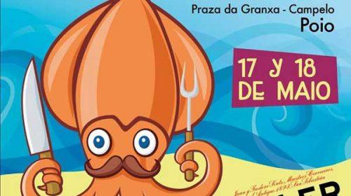 I Festa Gastronómica do Choco da Ría. Campelo (Poio)