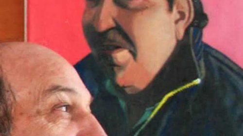 Exposición de pintura de Sebastián Silva. Sanxenxo