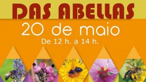 20 de maio Celebración do Día Mundial da Abella. Festival Internacional de Xardíns de Allariz