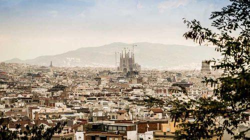 Arquitectos de Barcelona visitan Pontevedra para coñecer o modelo de cidade
