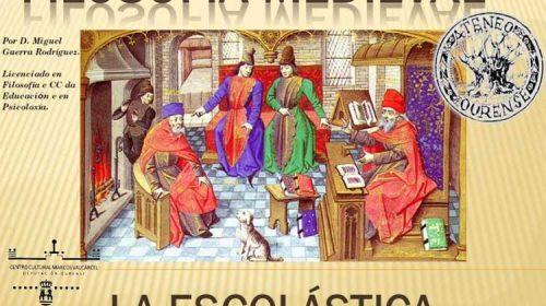 """Conferencia """"Filosofía Medieval"""". Ateneo de Ourense"""