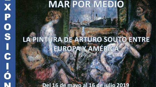 Exposición Arturo Souto 'Entre Europa e América'. Vigo