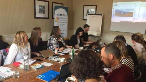 O Concello de Ourense participa na xuntanza da comisión técnica do proxecto Geoatlantic en Escocia