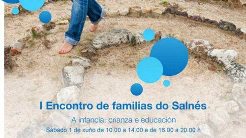 I Encontro de Familias do Salnés. Sanxenxo (Programa)