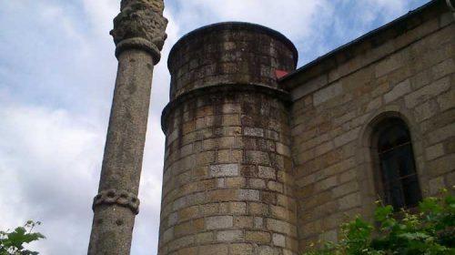 Aprobada a licenza de obra para que a Xunta execute a restauración da igrexa da Trinidade. Ourense