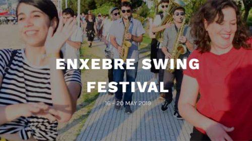 IV Edición de Enxebre Swing Festival. Bueu (programa)