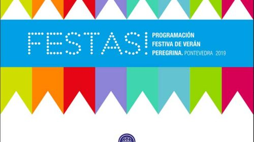 Programa de Festas do Verán de Pontevedra